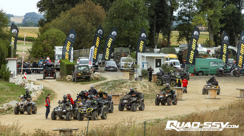 Reportage / Can-Am Adventure Nord 2019