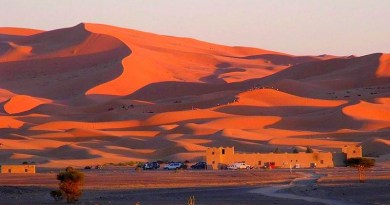 Vers une réglementation dans les dunes de Merzouga