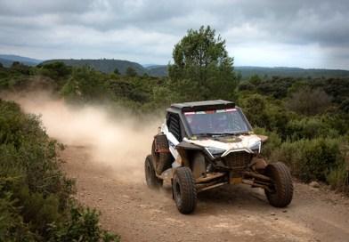 Un RZR PRO XP aux couleurs de Polaris France au prochain Dakar