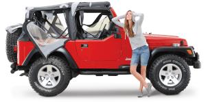Jeep Wrangler Soft Top Advisor | Quadratec