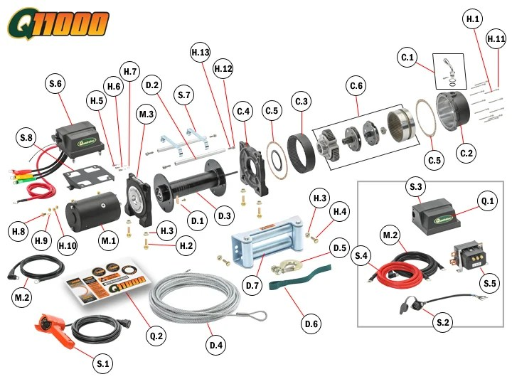 Cool Pierce Winch Wiring Diagram Pierce Wiring Schematics Pierce Wiring Wiring 101 Capemaxxcnl