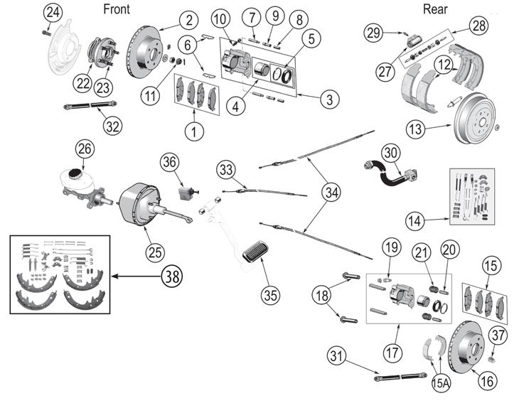 Packard Wiring Harness