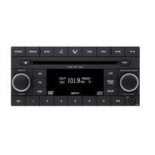 Mopar 5064411AE RES AMFM Stereo with CDMP3 Player for 2008 Jeep Wrangler JK | Quadratec
