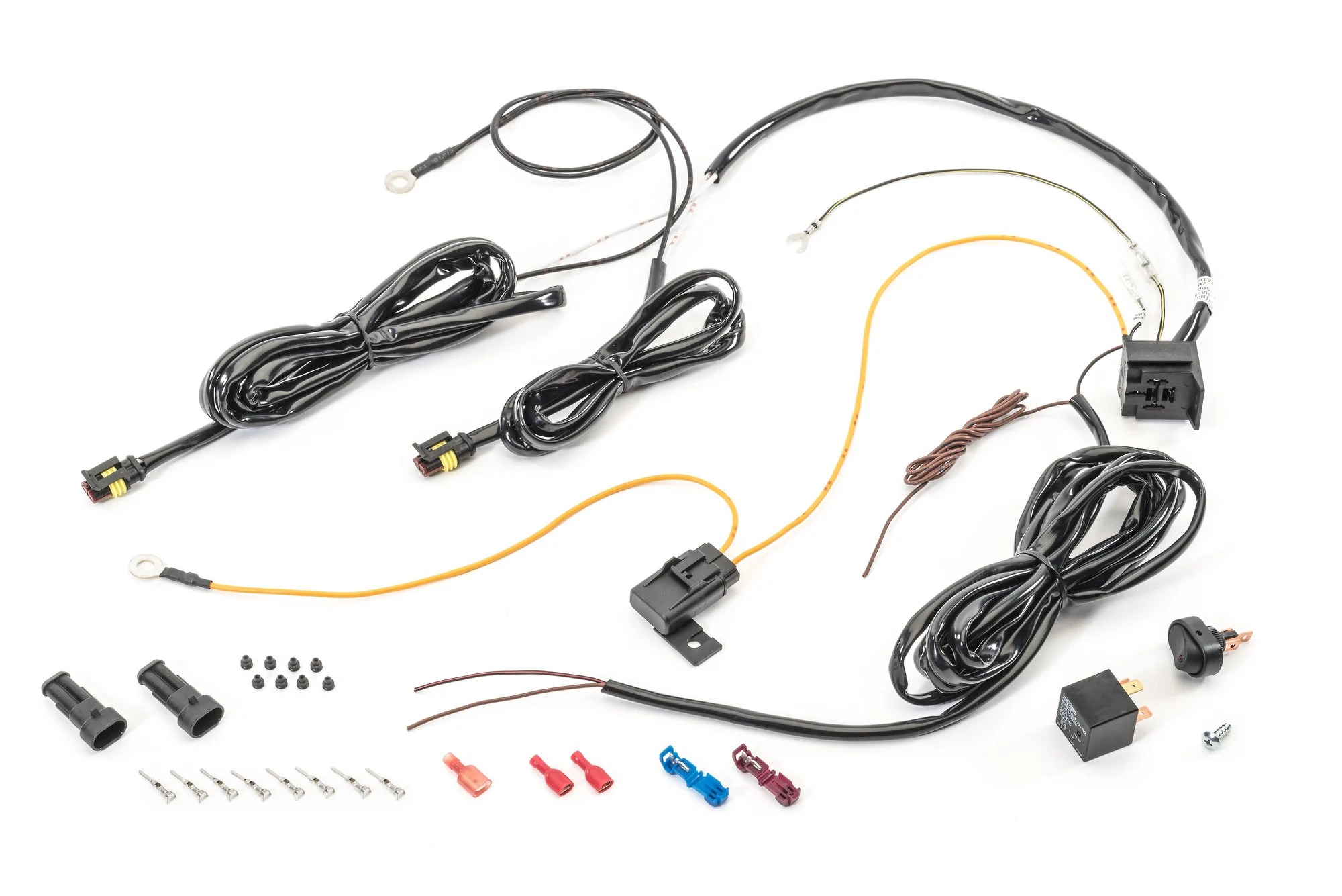 Lightforce La125 Custom Dl 12v Led Light Wiring Harness