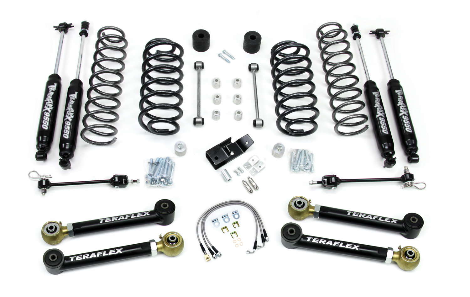 Teraflex 4 Performance Suspension System With