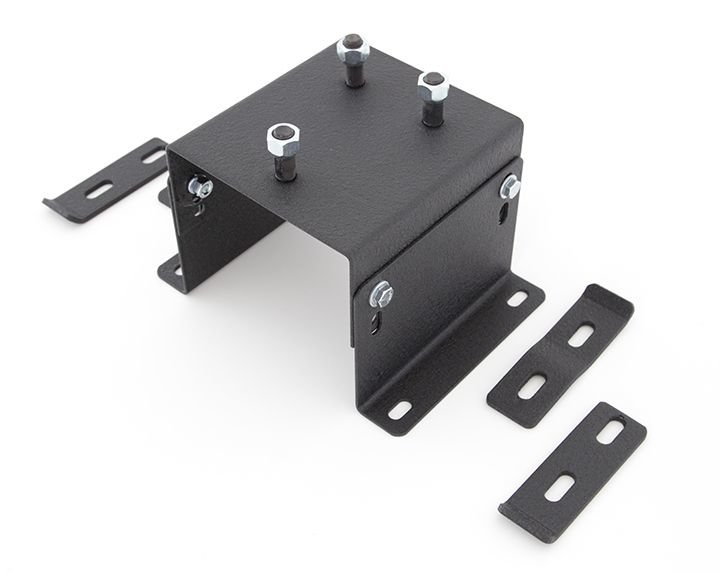 smittybilt d8545 defender roof rack spare tire mount for 87 06 jeep yj and tj wrangler