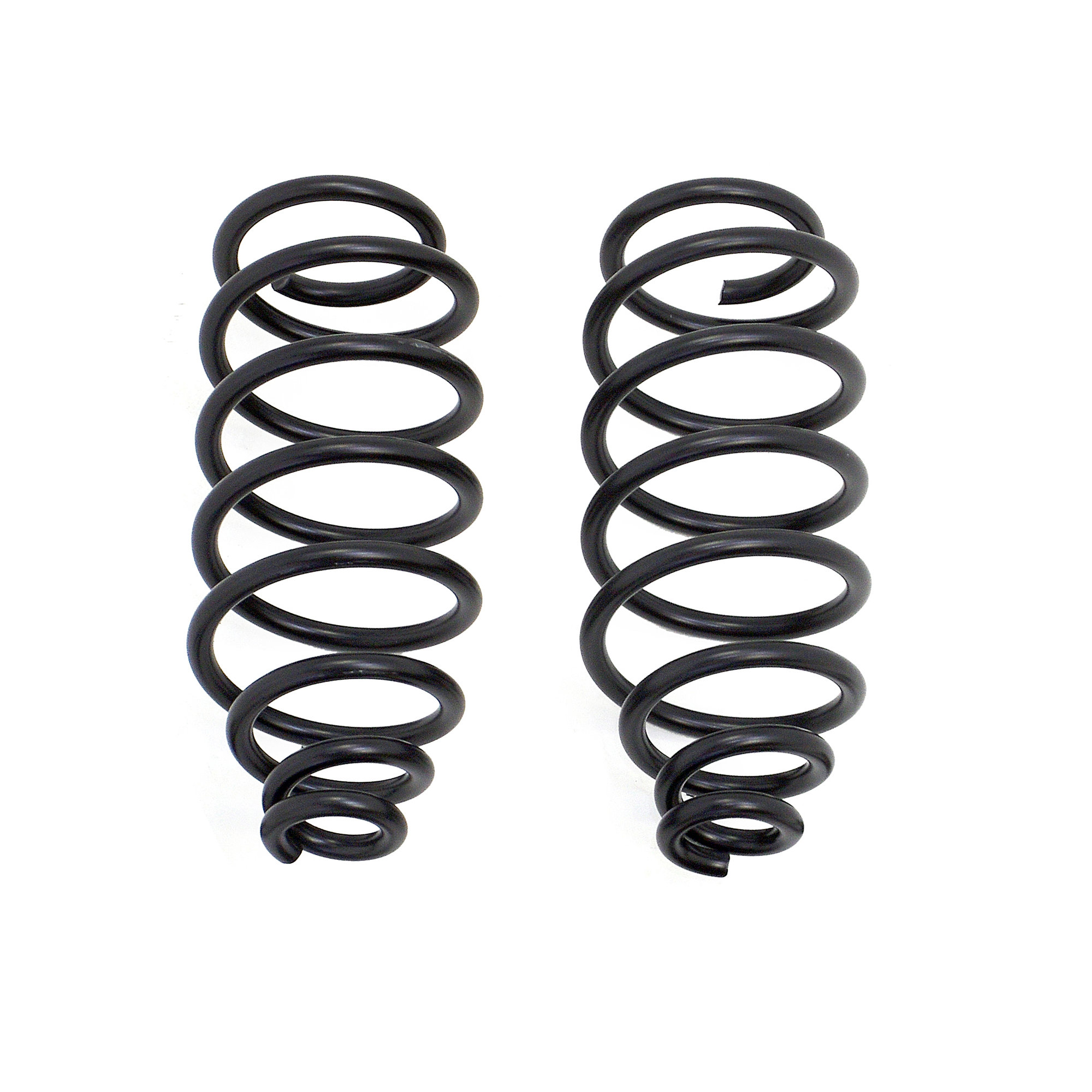 Readylift Suspension 47 R 2 5 Rear Spring Kit For 07 15 Jeep Wrangler Unlimited Jk 4 Door