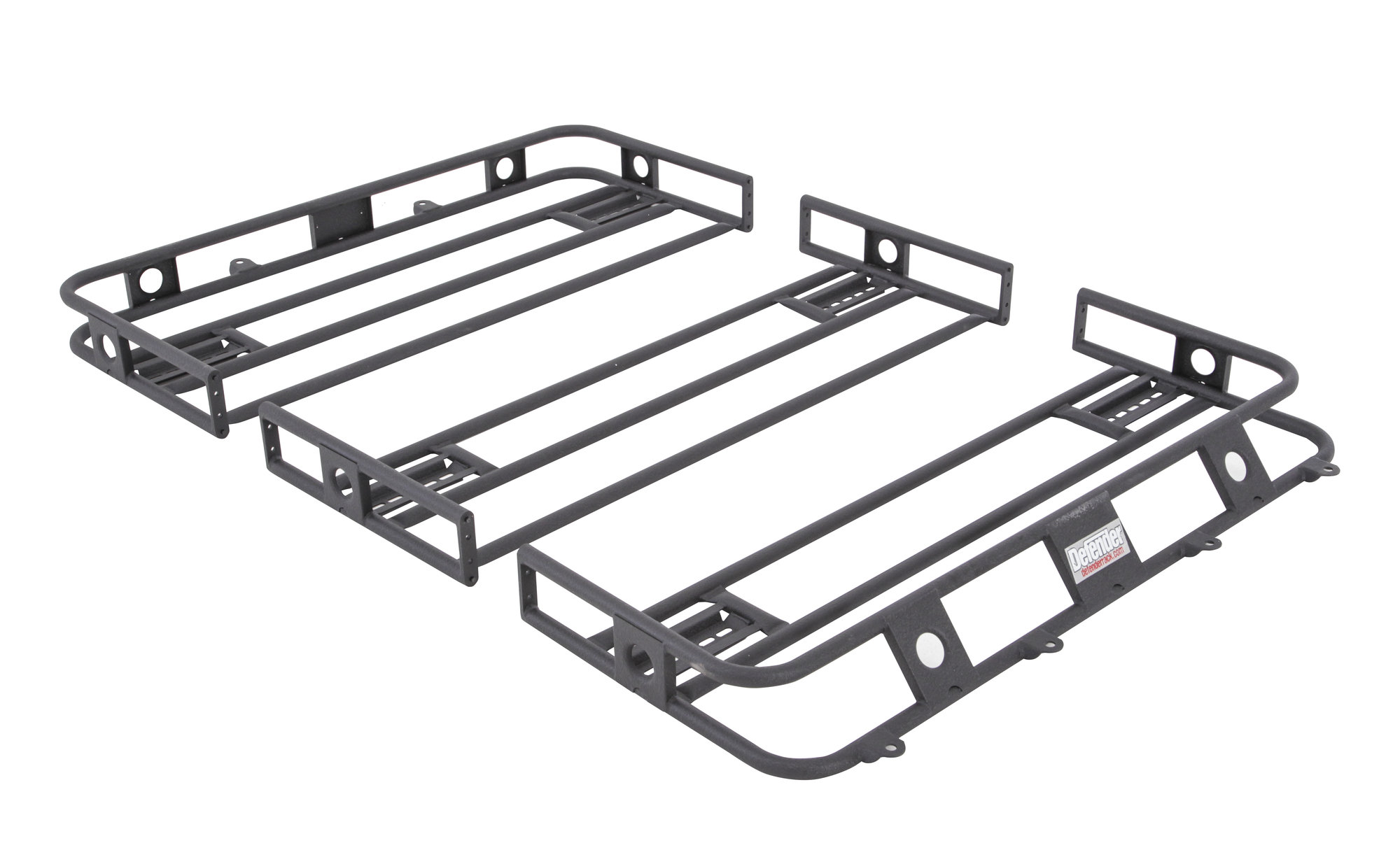 Smittybilt Defender Roof Rack For 90 01 Jeep Cherokee Xj With Factory Roof Rack Mount
