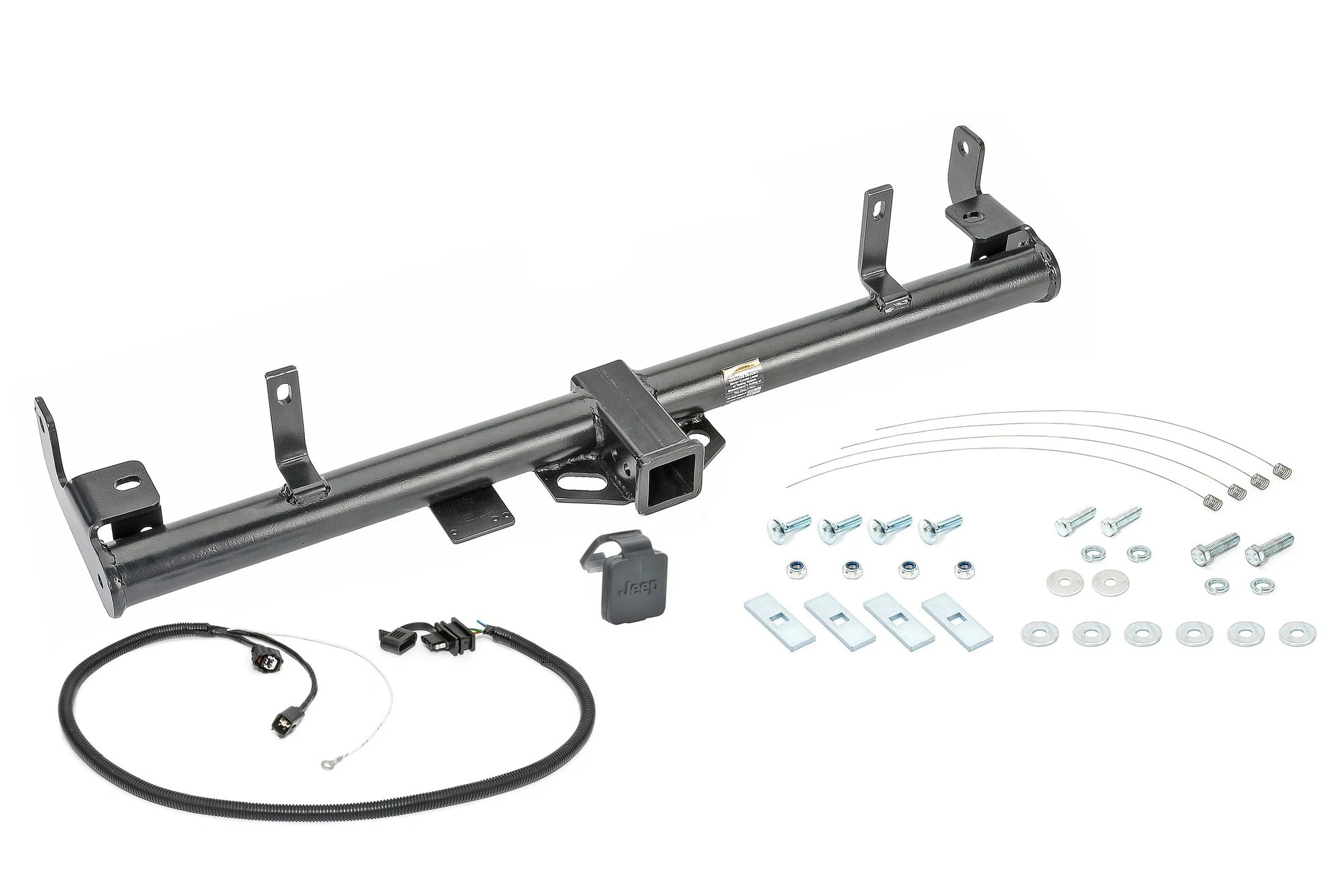 Quadratec Premium 2 Receiver Hitch With Wiring Kit Amp Jeep