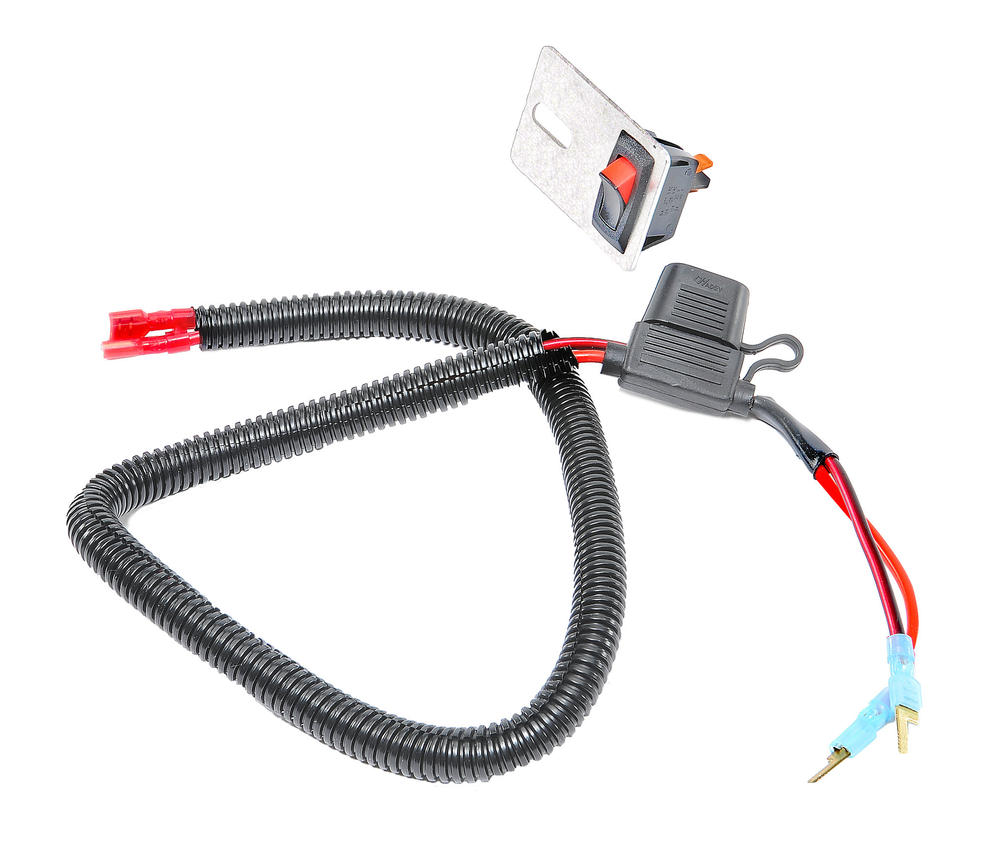 Quadratec Tj Dome Light Switch For 97 06 Jeep Wrangler Tj
