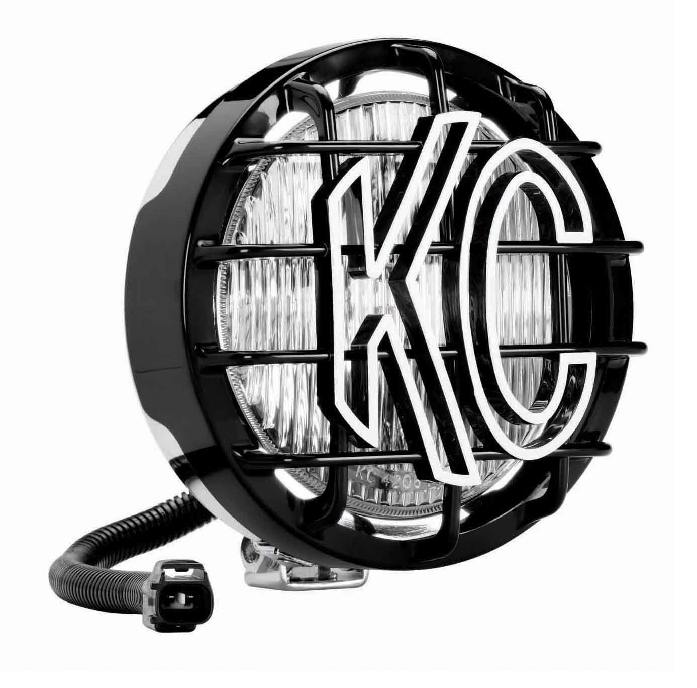 Kc hilites replacement fog light for 97 04 jeep wrangler tj unlimited quadratec