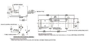Ramsey 111090 Rep 95e Electric Winch | Quadratec