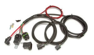 Painless Wiring 30815 Performance H4 Halogen Headlight Harness for 4286 Jeep CJ Vehicles