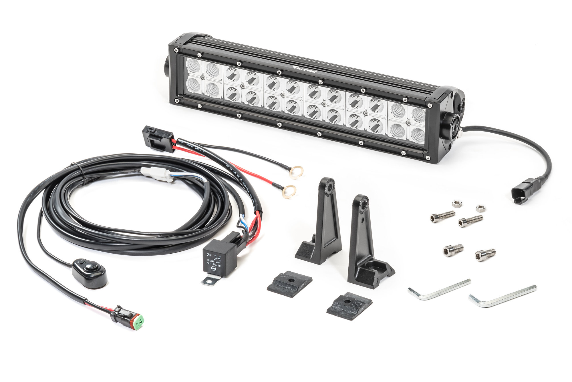 Tactik Jt C 72w 13 5 Led Light Bar