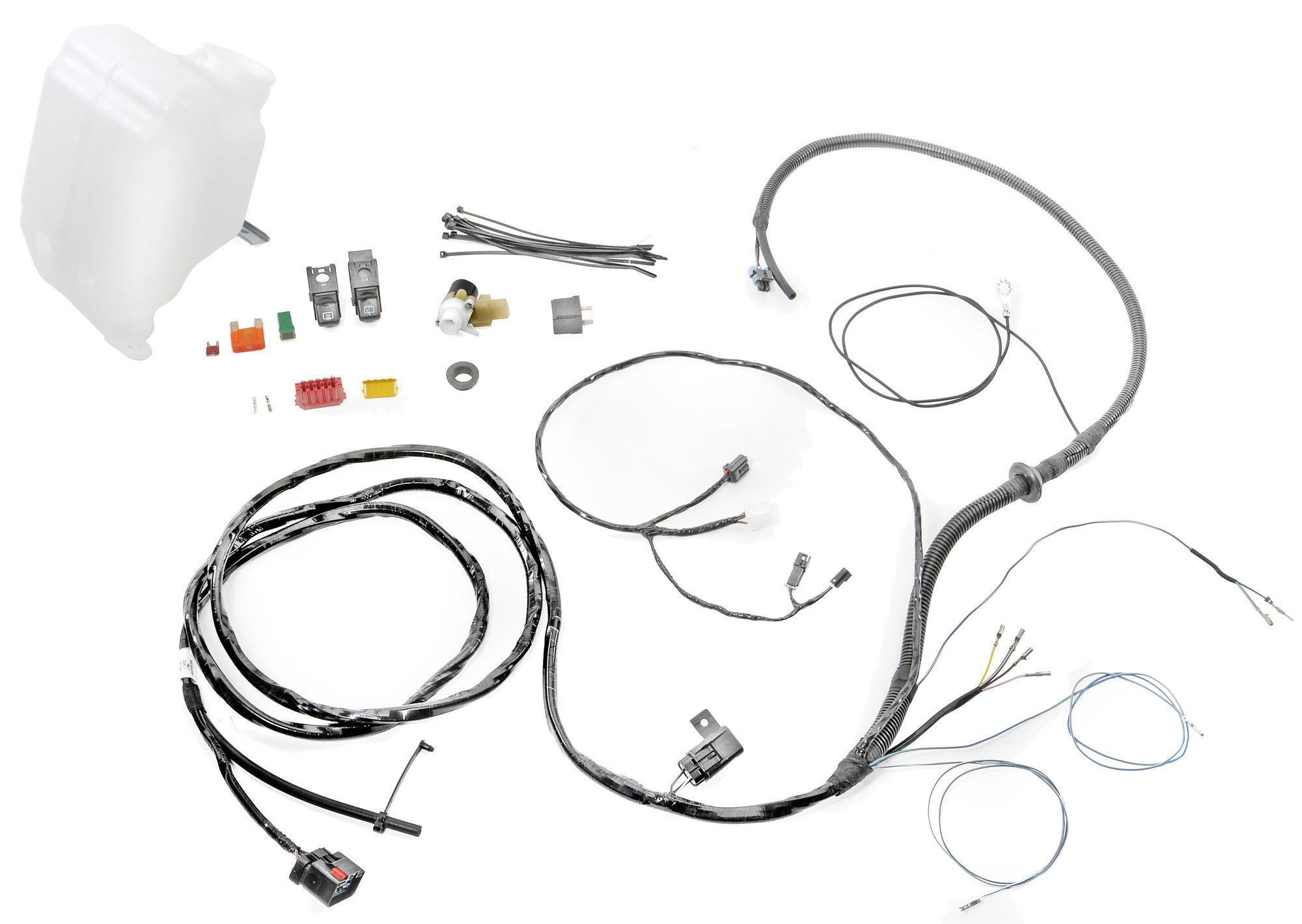 Mopar Hardtop Wiring Kit For 97 00 Jeep Wrangler Tj With
