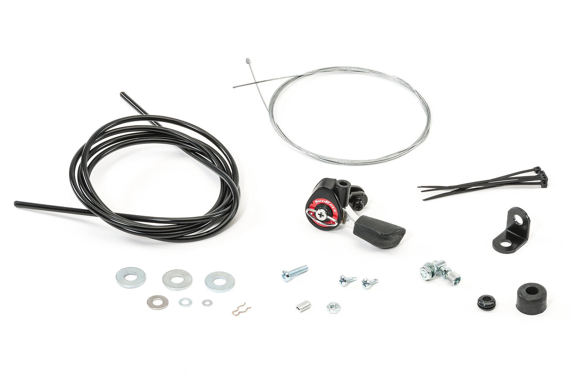 Teraflex Hand Throttle Kit For 87 06 Jeep Wrangler