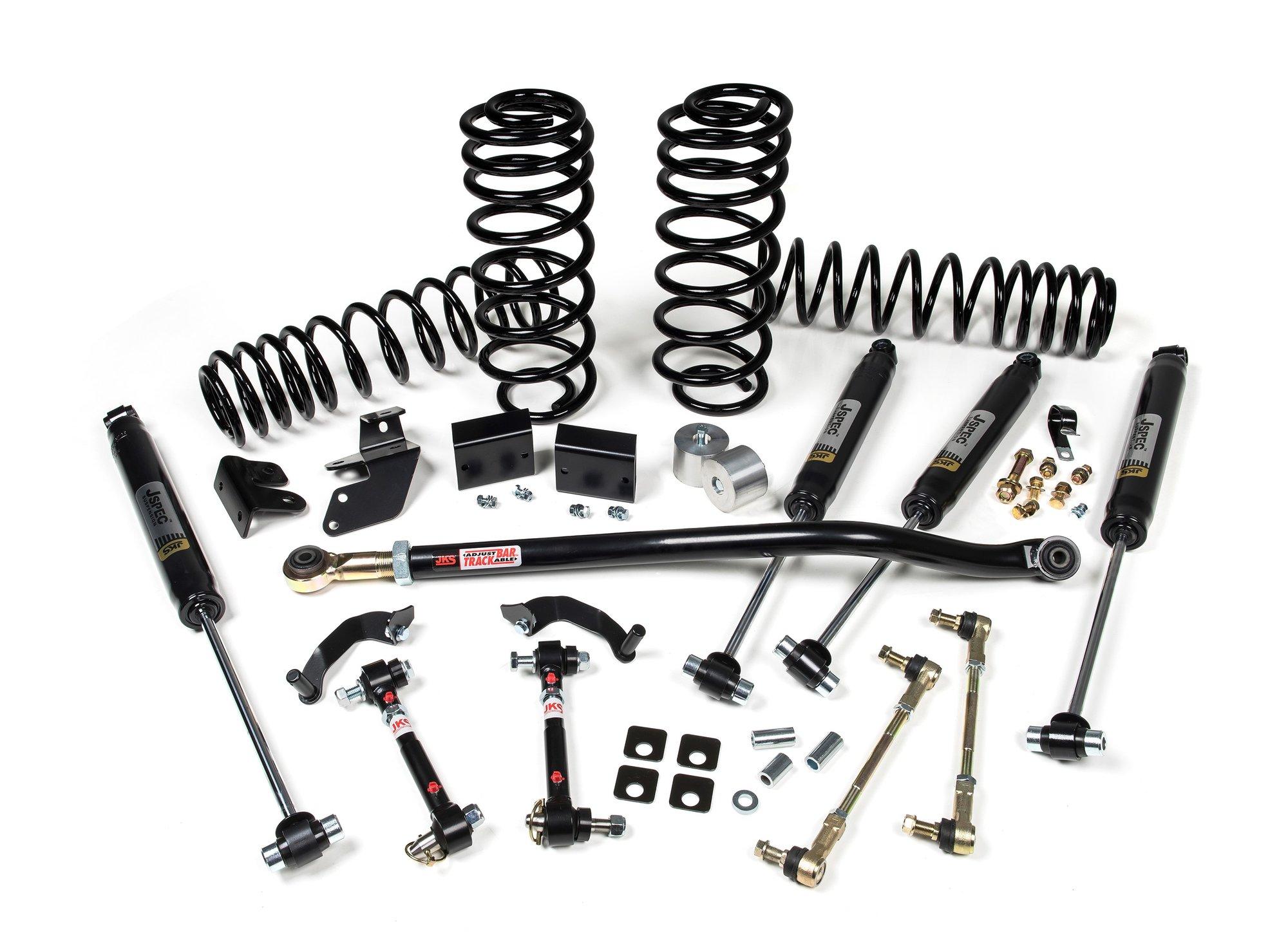 Jks Manufacturing 2 5 Jspec Heavy Duty Lift Kit For 18 19
