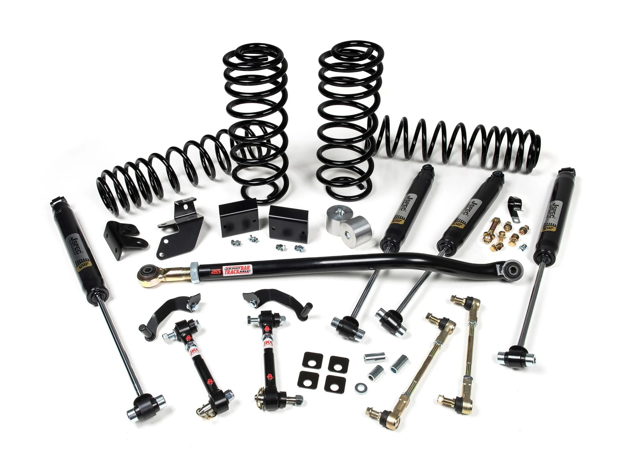 Jks Manufacturing Jspec 2 5 Standard Duty Lift Kit For 18