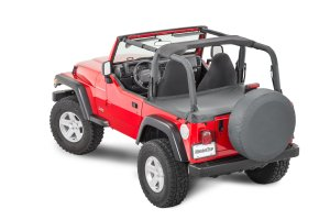 MasterTop Summer Combo Top for 9702 Jeep Wrangler TJ