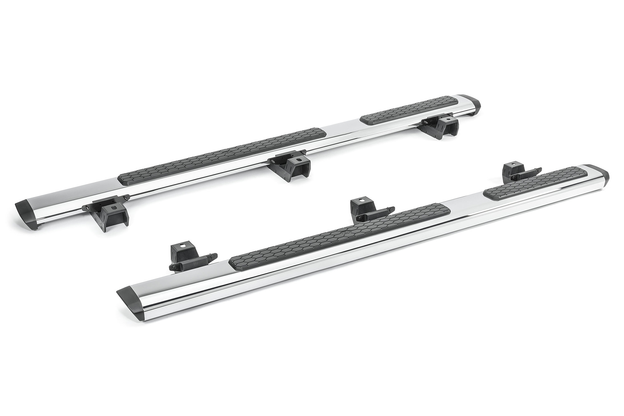 Mopar Tubular Side Steps For 18 19 Jeep Wrangler