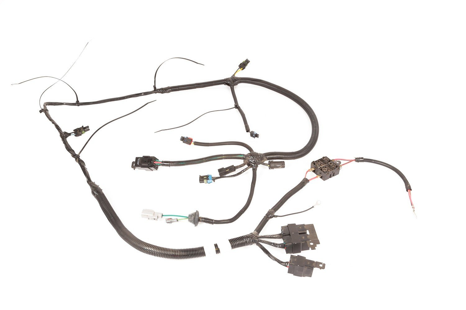 Omix Ada Ab Hvac Wiring Harness For Jeep