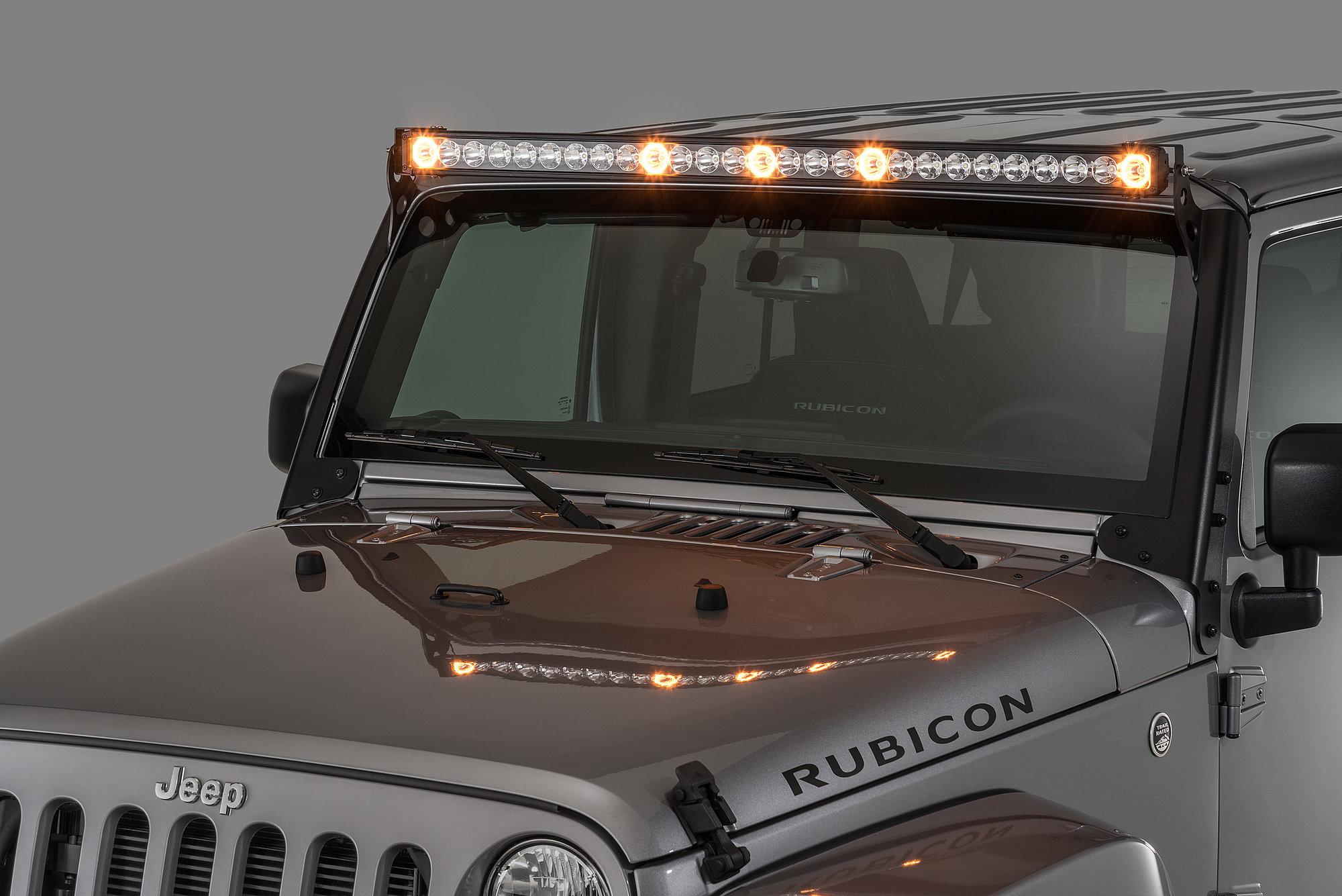 Led Light Bar Jeep Cherokee