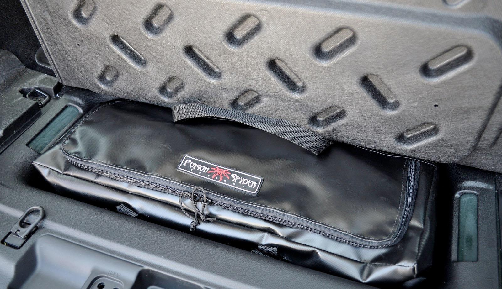 Poison Spyder Trunk Gear Bag For 07 18 Jeep Wrangler JK