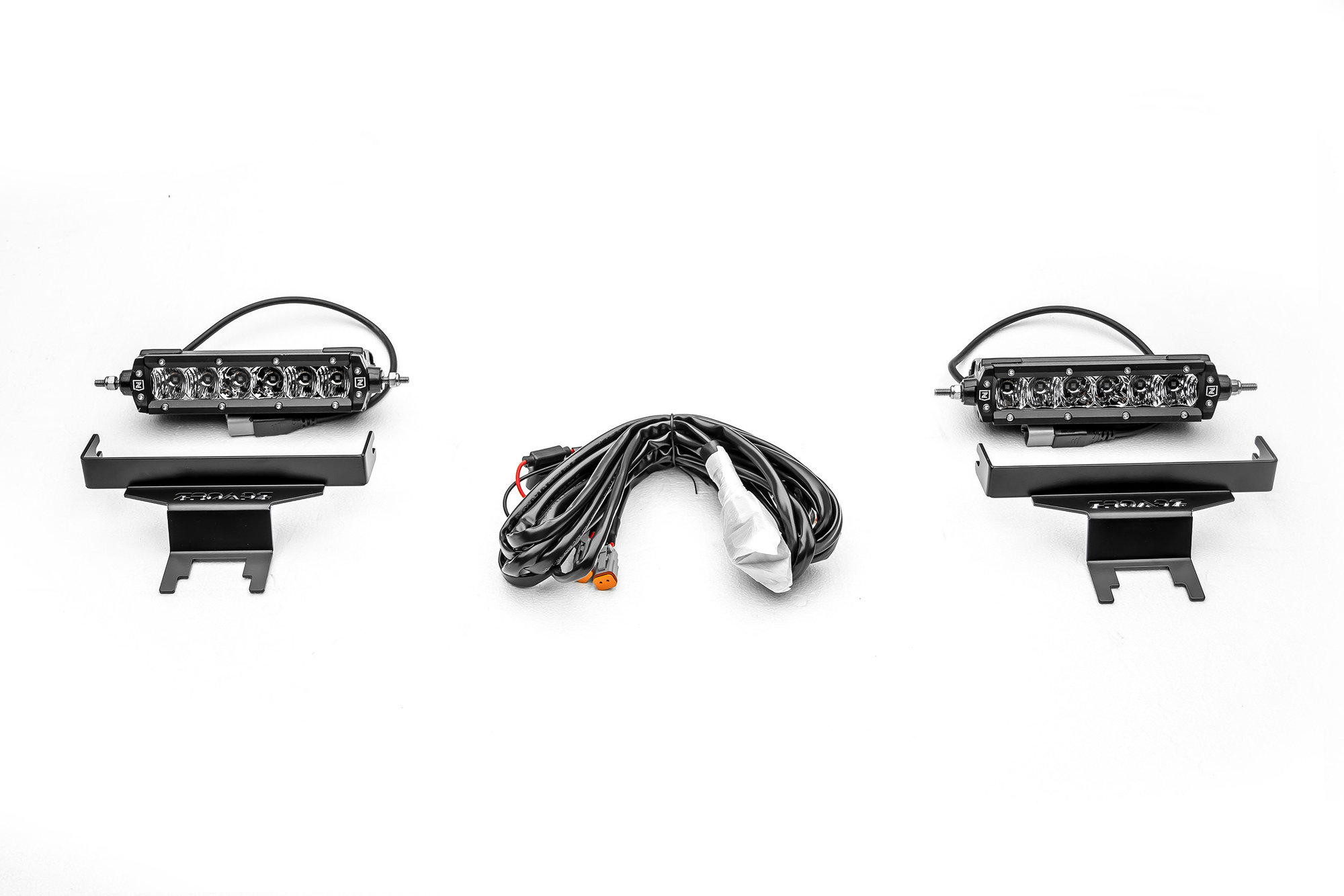 Zroadz Z Kit Rear Window Hinges Light Brackets With