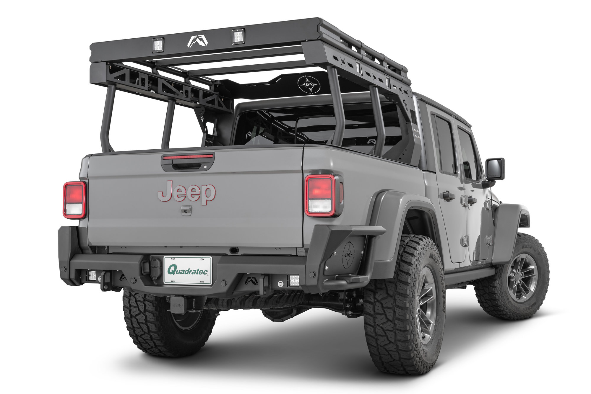fab fours overland rack