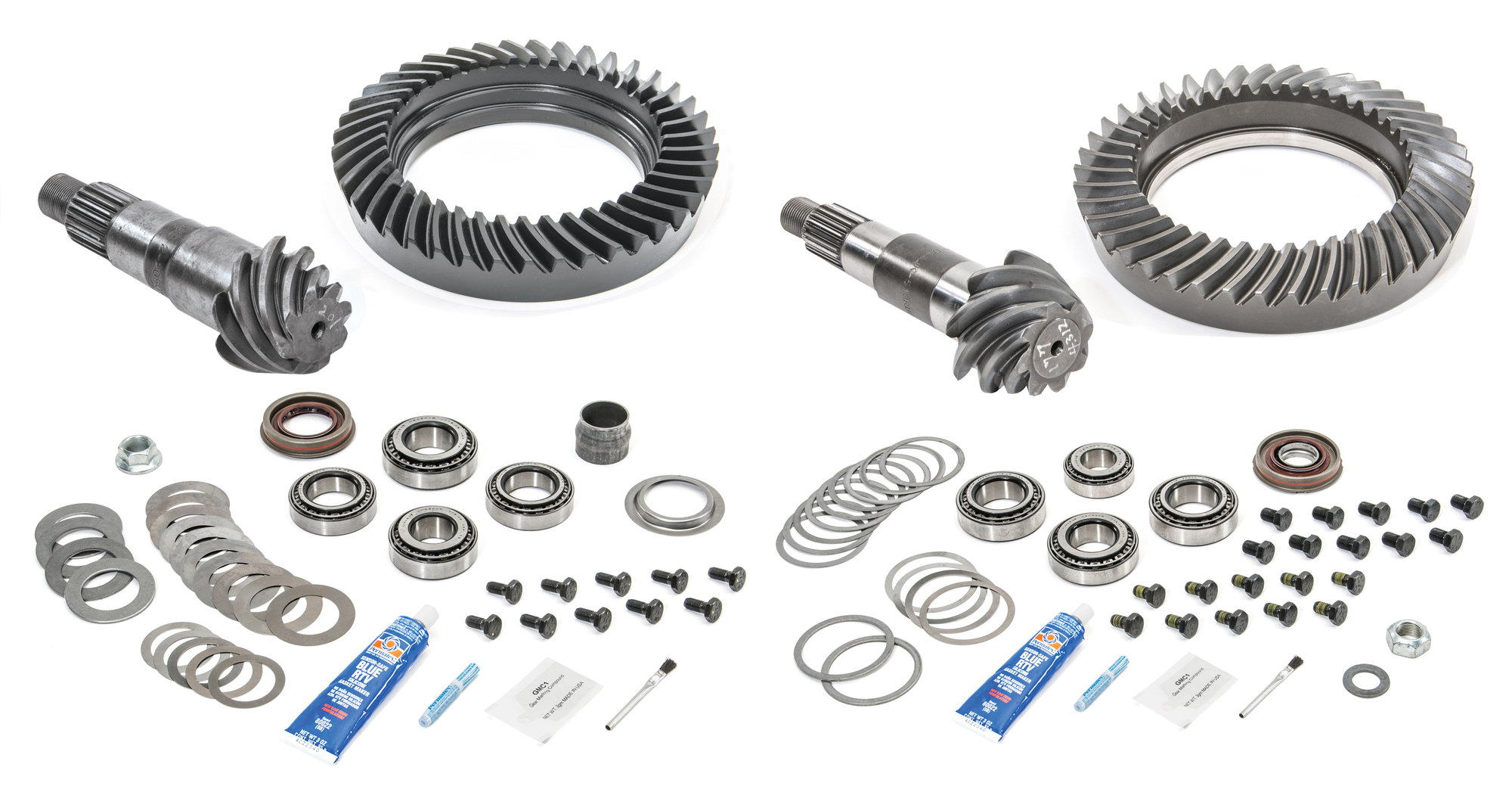 G2 Axle Amp Gear Front And Rear Ring And Pinion With Master