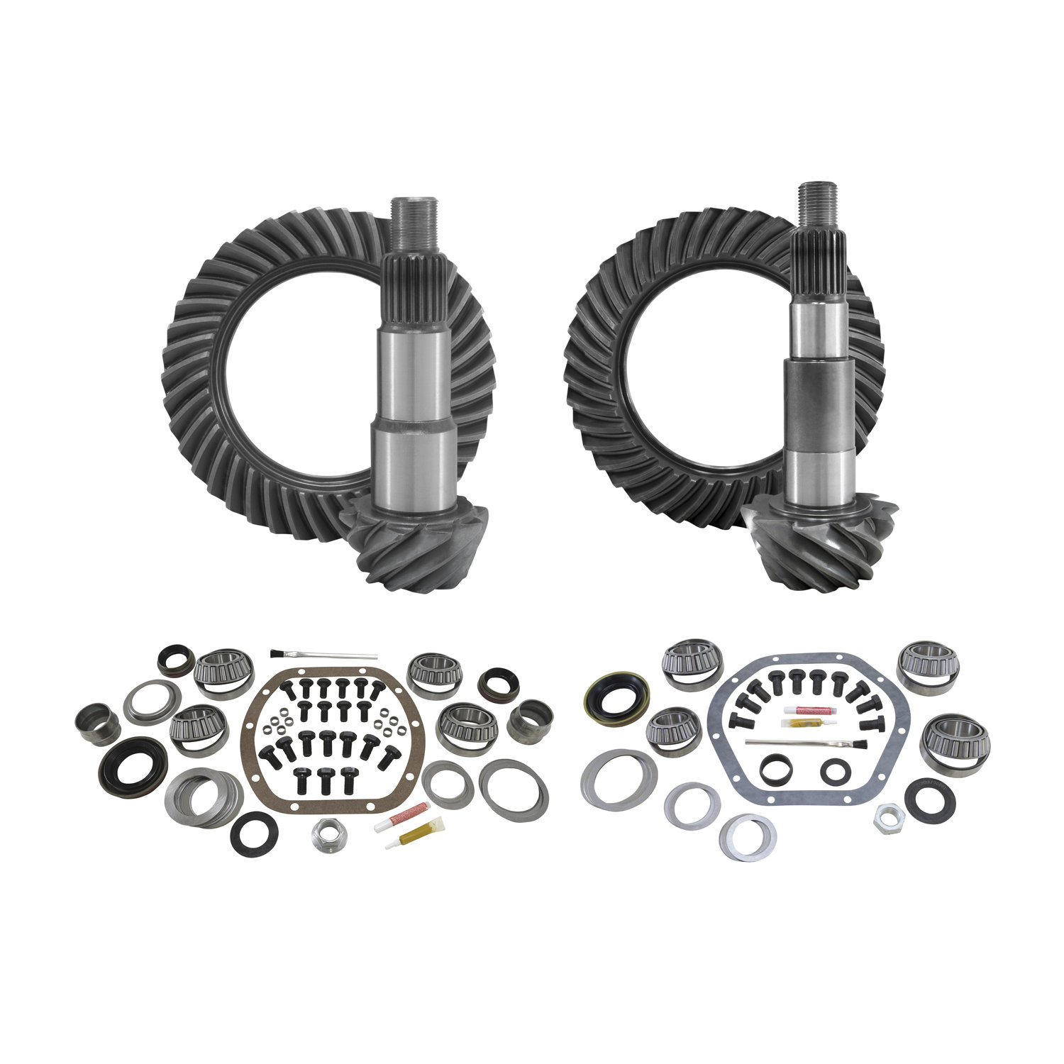 Yukon Gear Amp Axle Front Amp Rear Ring And Pinion With Master