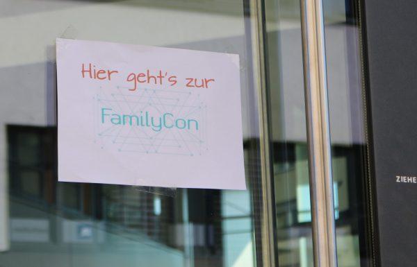 Die erste FamilyCon in Mannheim #Elternblogger #Bloggerkonferenz