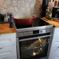 In eine gute Küche gehört ein toller Herd! Der AEG Induktionsherd mit SteamBake Funktion im Test! #AEG #mytestaegherd #Steambake