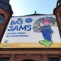 Lauter SAMS-Tage im Museum in Speyer! Das Sams und die Helden meiner Kindheit! #diekleineHexe #Grüffelo #PaulMaar