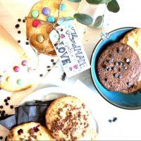 Kekse! Wir brauchen Kekse! Das ultimative COOKIE Rezept mit Gelinggarantie!