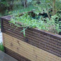 Garten DIY ein günstiges und hübsches Hochbeet für unter 50,- Euro aus Douglasien Terrassenholz