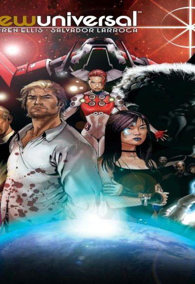 NewUniversal, a série lançada em 2006
