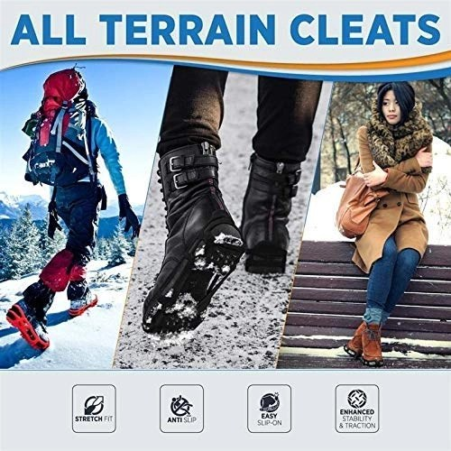 all terrain cleats - quadtrekusa