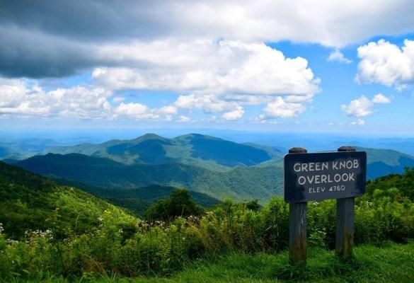 The Great Smoky Mountains, Virginia