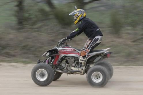 Vortrieb: Der 450er von Yamaha liefert tolle Leistungsausbeute für viele Einsätze.