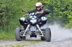 Leichtigkeit: Die G 400i S begeistert Einsteiger und sportliche Fahrer.
