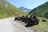 Tal Rochemolles: Von hier gehts hinauf zum höchsten legal befahrbaren Punkt der Alpen, dem Col du Sommeiller auf 3005 Meter.