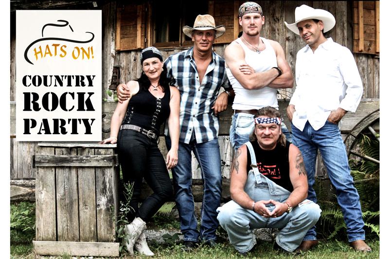 Hochkarätige Music-Acts der Country-Szene sind in Eging live on stage!