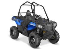 Ein neues Fahrzeug oder ein ungewöhnliches ATV? Am ACE scheiden sich die Geister, aber nicht der Fahrspaß.