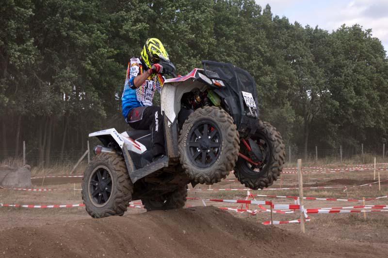 Klasse ATV-Lite: Alex Sorge.