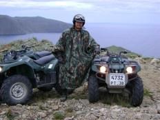 Big Country Erlebnisreisen Baikalsee ATV Happy Guide