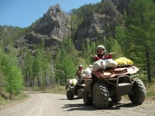 Big Country Erlebnisreisen Baikalsee Sommer Spaß 2