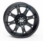 HD4 Ltd Matte Black