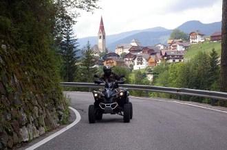 Herrliches Südtirol: Immer eine (Quad-)Reise wert!