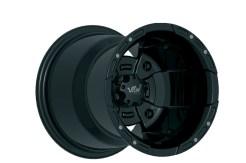 Die Sport-Felge ist in schwarz und schwarz-silber lieferbar.